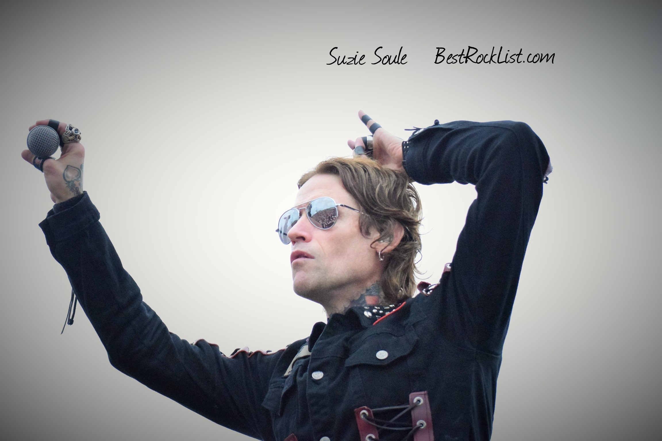 Josh Todd of Buckcherry